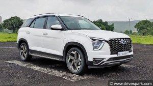 Alcazar ప్లాటినం(ఓ) 7-సీటర్ విడుదల చేసిన Hyundai; ధర & వివరాలు
