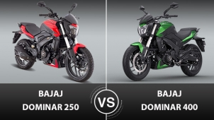 బజాజ్ డామినర్ 250 vs డామినర్ 400: రెండింట్లో ఏది బెస్ట్ బైక్?