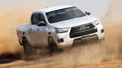 Toyota నుంచి మరో కొత్త ఎడిషన్ 'Hilux GR Sport'