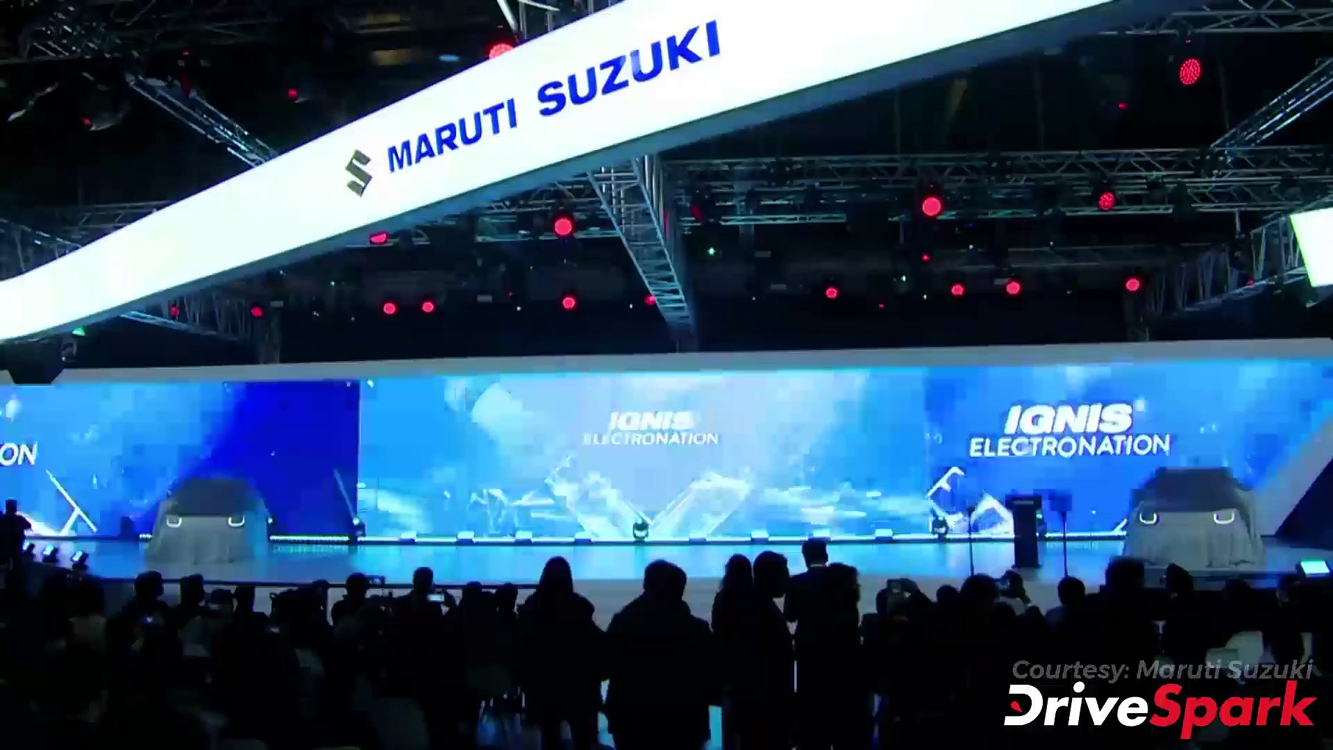 Maruti Suzuki Ignis Facelift Unveiled At Auto Expo 2020